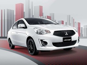 Thailand-spec Mitsubishi Mirage G4 2019 gets great revamps