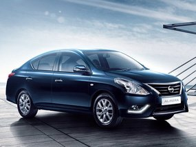 Nissan Almera 2019 gets refresh under the hood, competes in Eco class