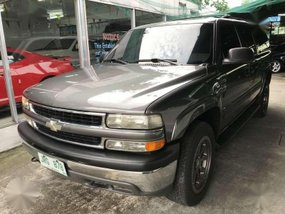Chevrolet Suburban LT 4x4 AT 2002 for sale
