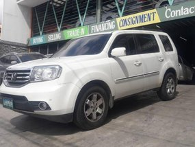2013 Honda Pilot 4WD for sale