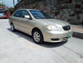 Toyota ALTIS E 2002 for sale