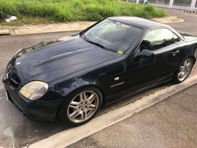 1997 Merecedes Benz SLK 230 for sale