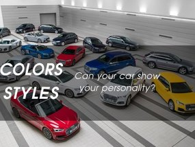 Can your car reveal your personality? More than just a color and style.