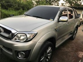 Toyota Hilux 2.5G 2010 for sale