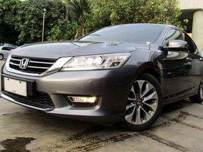 2014 Series Honda Accord 3.5 AT Php 898,000 only!