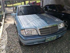 Well-kept Mercedes Benz W202 C220 Diesel for sale