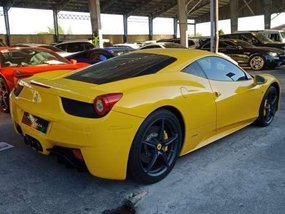 2013 Ferrari 458 Coupe Local