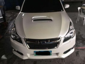 Legacy 2.5 GT 2013 for sale