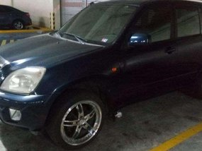 2010 Chery Tiggo SUV for sale