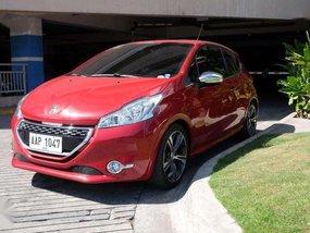 2014 Peugeot 208 for sale