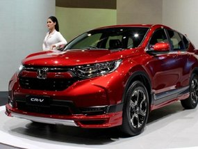 Honda CR-V 2019 Mugen version get dressed up with new body kit