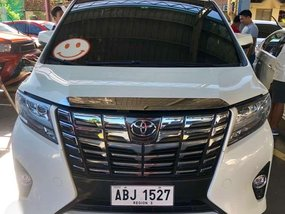 2016 series Toyota Alphard FOR SALE