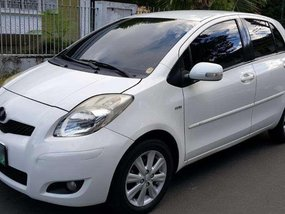 2011 Toyota Yaris 1.5G Top of the line