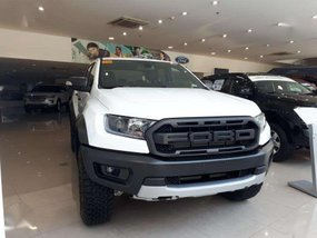 2019 Ford Ranger Raptor 2.0L Bi-Turbo 4x4 AT