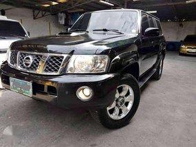 2008 Nissan Patrol Super Safari 4x4 Manual Transmission