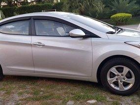 2nd Hand (Used) Car 1st owned Hyudai Elantra 2013