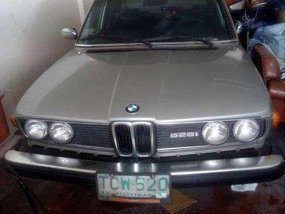 BMW 528i 1979 vintage FOR SALE