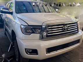 2018 Toyota Sequoia Platinum New Look