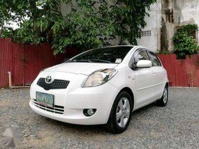 2009 Toyota Yaris 1.5 Manual for sale