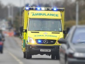 Ambulance behind you: Here's what you need to do