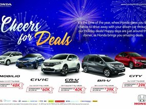 Honda Cheers for Deals CR-V 2019 for sale
