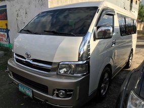 Toyota Hi-Ace  GL Grandia Manual Diesel 2008 for sale