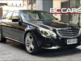 2014 Mercedes Benz E200 for sale