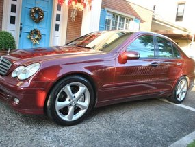 2005 Mercedes Benz C200 for sale