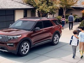 Ford Explorer 2020 launched, showing its biggest upgrades in a decade