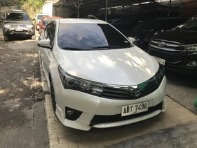 2016 Toyota Corolla Altis for sale