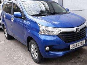 2016 Toyota Avanza E 1.3 Gas MT FOR SALE