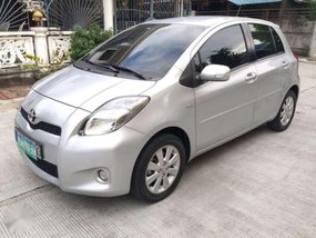 2013 Toyota Yaris 1.5 RS FOR SALE