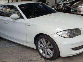 2009 BMW 118i Automatic White