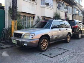 2001 Subaru Forester Sf5 Manual FOR SALE