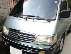 Toyota Hi Ace 97 Diesel FOR SALE
