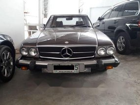 1984  Mercedes-Benz  280 SL for sale