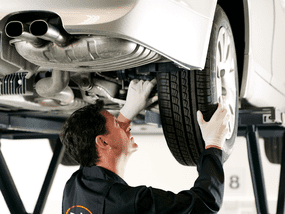Easy steps to troubleshoot car suspension system