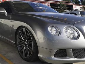 2014 Bentley Continental GT Speed w12 for sale
