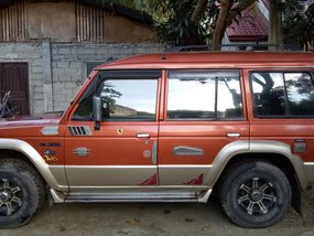 1994 Mitsubishi Pajero In good running condition