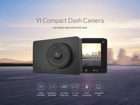 Field Test: Yi Compact Dash Camera Review