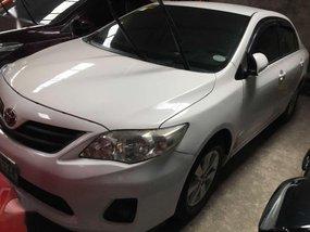 2014 Toyota Altis 1.6E manual FOR SALE