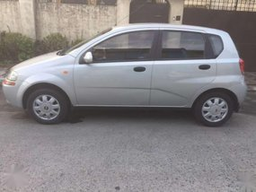 2005 Chevrolet Aveo LT Matic for sale