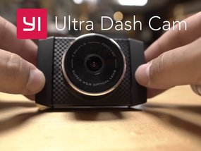 [Review] Driving around with the YI Ultra Dash Cam