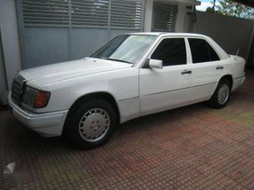 1992 Mercedes Benz 230e automatic euro
