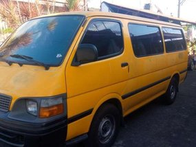 2001 Toyota HIACE Commuter FOR SALE