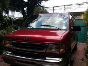 2001 Ford E150 Chateau Casa Maintained Low Mileage