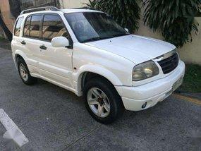 Suzuki Grand Vitara 2002 matic 4x4 gas v6 top of the line