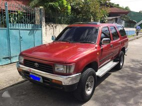 Toyota Hilux Surf 4X4 2002 Model For Sale