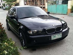 2004 Bmw 316i in good running condition.