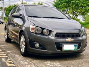 2013 Chevrolet Sonic 1.4 LTZ Gas Automatic  Php398,000 only